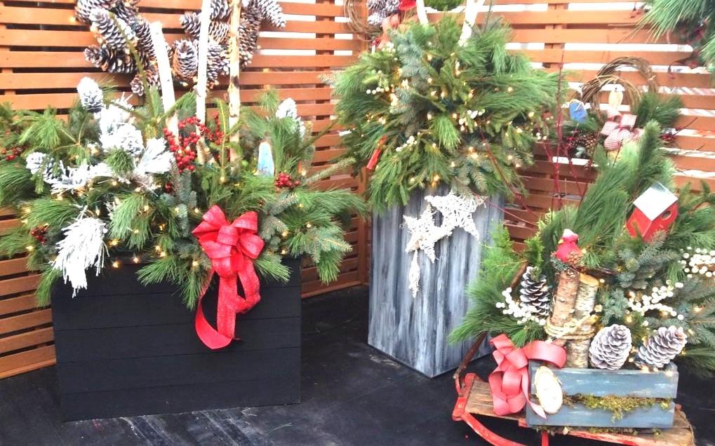 Noël : la déco de jardin naturel